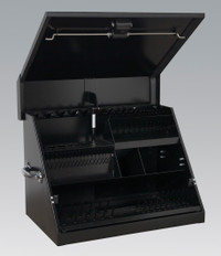 Sealey Wedge™ Topchest 660mm Heavy-Duty Black from Toolden