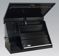 Sealey Wedge™ Topchest 930mm Heavy-Duty Black from Toolden