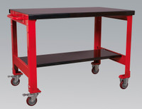 Sealey Mobile Workbench 2-Level from Toolden