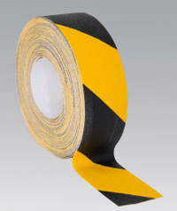 Sealey Anti-Slip Tape Self-Adhesive Black Yellow 50mm x 18mtr from Toolden