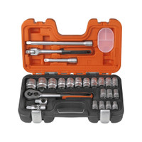 "Bahco 24 Piece Socket Set 1/2"" Drive from Toolden"