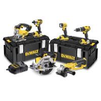 DeWalt DCK691M3 18V Li-Ion Cordless 6-Piece Kit XR 3 x 4.0Ah