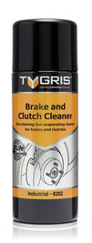 Tygris Brake and Clutch Cleaner from Duotool