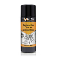 Tygris Carburettor Cleaner 400ml from Duotool.
