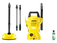 Karcher K2 Compact Home Pressure Washer 110 Bar 240 Volt| Duotool