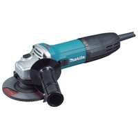 Makita GA4530R 115mm Slim Angle Grinder 110v
