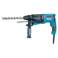 Makita HR2630 Rotary Hammer SDS-Plus 26mm 110v from Duotool.