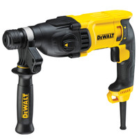 DeWalt D25133K SDS+ Hammer 2kg 3 Mode 26mm 240V from Duotool