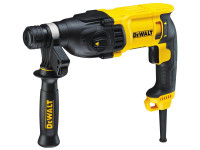 DeWalt D25133KL SDS Plus 3 Mode Hammer Drill 800 Watt 110 Volt