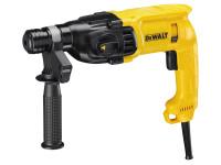 DeWalt D25033K SDS 3 Mode Hammer Drill 710 Watt 240 Volt from Duotool