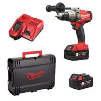 Milwaukee M18 FPD-502X M18 FUEL Percussion Drill from Duotool.