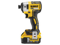 DeWalt DCF887P2 XR Brushless 3 Speed Impact Driver 18 Volt 2 x 5.0Ah Li-Ion from Duotool