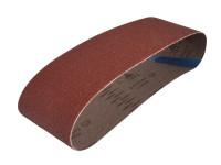 Faithfull Cloth Sanding Belt 533 x 75mm 80g