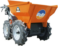 Belle BMD300 Minidumper from Duotool