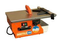 Belle Minitile 180 Tile Cutter 110v from Duotool