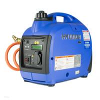 Hyundai 1000W Dual Fuel LPG Inverter Generator HY1000Si-LPG
