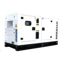 Hyundai DHY28KSEm 1500rpm 28kVA Single Phase Diesel Generator