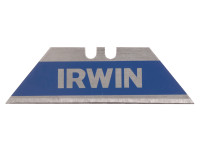 IRWIN Bi-Metal Trapezoid Knife Blades Pack of 10| Duotool
