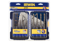 IRWIN Speedhammer Power Drill Bit Set 9 Piece 5-12mm