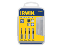IRWIN Diamond Drill Bit Set 4 Piece 5-8mm