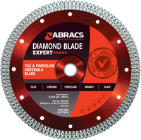 230m x 2.2mm x 25.4/22mm Tile & Porcelain Cutting Blade EXPERT