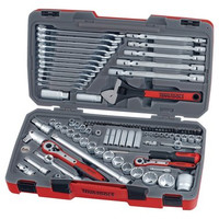 Teng TM127 127 Piece Mixed Drive Socket and Tool Set