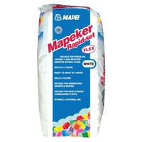 MAPEI MAPEKER RAPID SET FLEX WHITE 20KG TILE ADHESIVE
