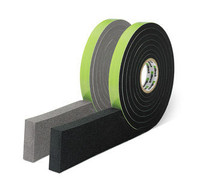 ILLBRUCK TP600 COMPRIBAND 15MM 8-15MM 3.3M ROLL ANTHRACITE