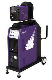 Parweld XTM503i 500A 3 Phase Seperate Synergic MIG Inverter