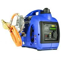Hyundai HY1000Si-LPG Dual Fuel LPG Inverter Generator