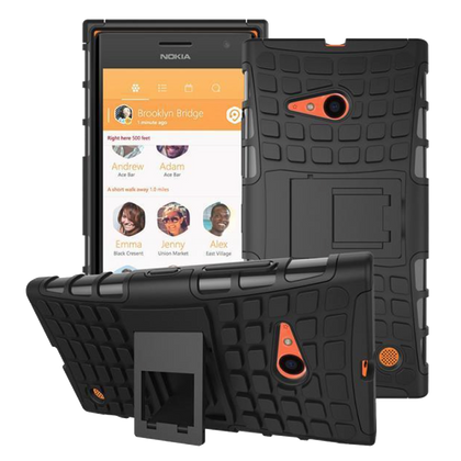 iMovement Rugged Case for MicroSoft Lumia