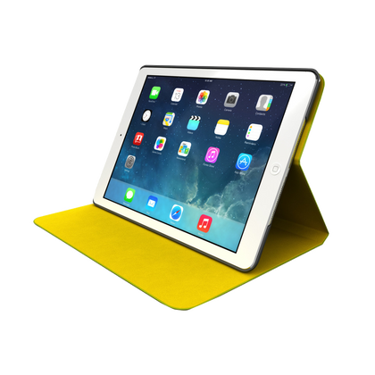 Buckuva for iPad Air 1 Green Yellow