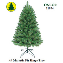 4ft Majestic Fir Hinge Tree - 335 tips