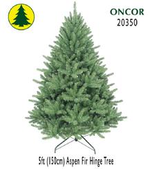 5ft Aspen Fir Hinge Tree - 1006 tips