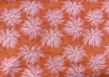 100% Cotton - Pink/Coral Splotches