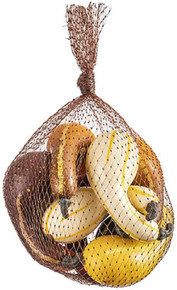 Harvest - Mesh Bag of Gourds