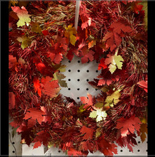 Harvest - Foil Wreath