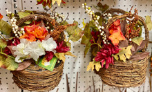 Harvest - Fall Basket Wall Decor