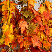 Harvest - Fall Leaf Bush