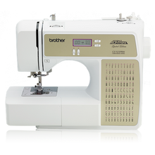 Brother RCE1125PRW Computerized Sewing Machine - Project Runway Limited Edition