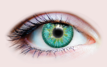 Natural Contact Lenses - Allure Turquoise