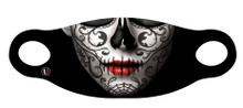 Halloween Mask - Day of The Dead - Female - Adult