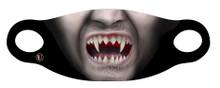 Halloween Mask - Vampire Mask - Male - Adult
