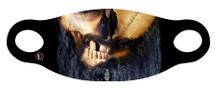 Halloween Mask - Pirate Skull - Male - Adult