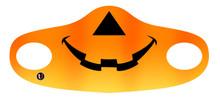 Halloween Mask - Pumpkin Face - Child