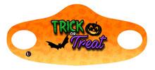 Halloween Mask - Trick or Treat - Child