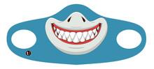 Halloween Mask - Shark - Child