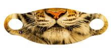 Halloween Mask - Tiger - Adult
