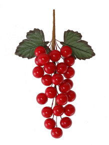 """7"""" Grape Cluster - Red"""