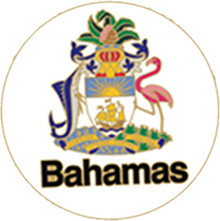 Pin - Bahamas Coat of Arms